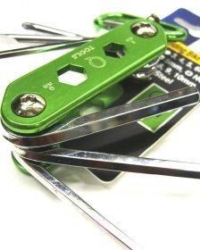 Bicycle Repair Folding Tool 9 in 1
