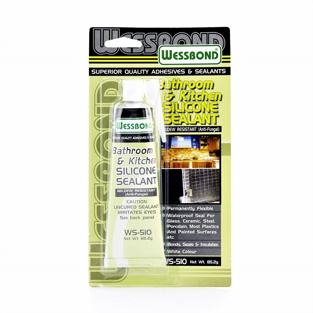 Wessbond and Silicone Sealant
