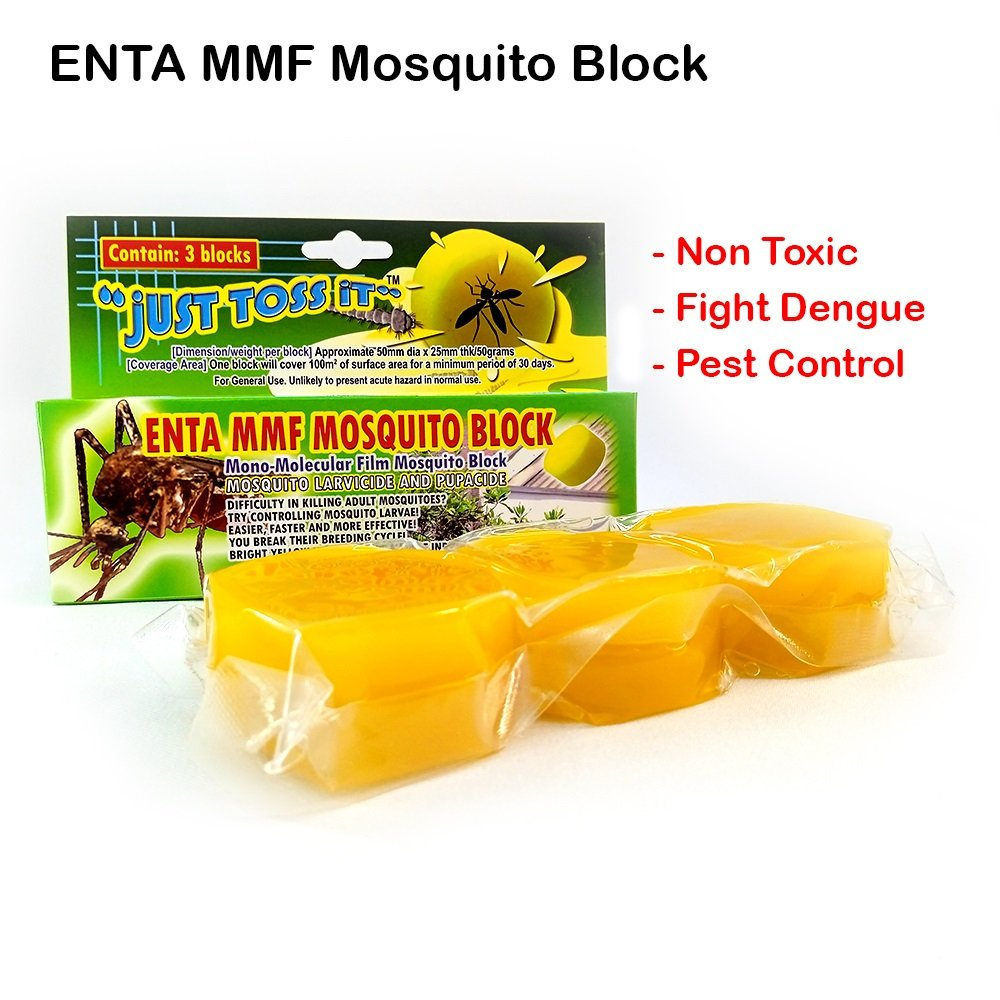 ENTA MMF Mosquito Block | 1 PACK
