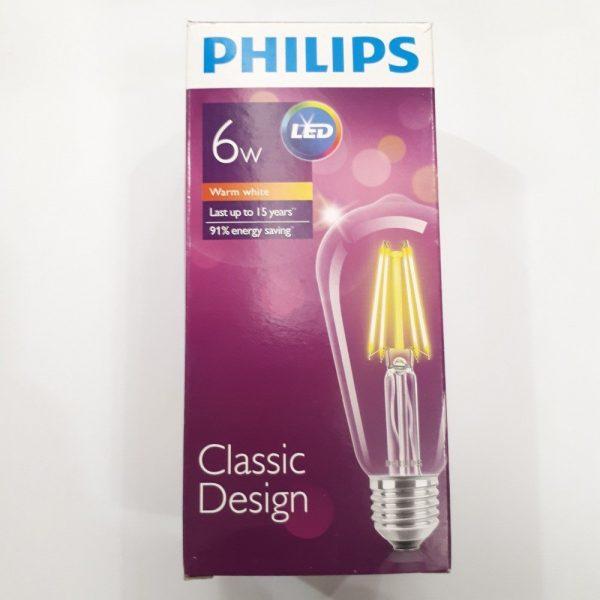 Philips 6w led E27