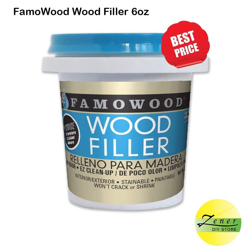 Famowood   Wood Filler 6OZ