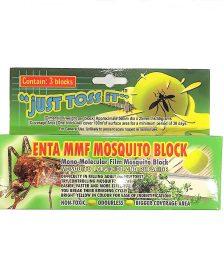 Mosquito Block - Non Toxic - Fight Dengue