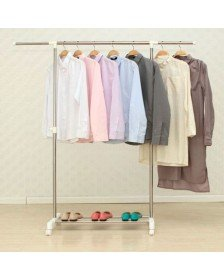 Single Pole Clothes Hanger