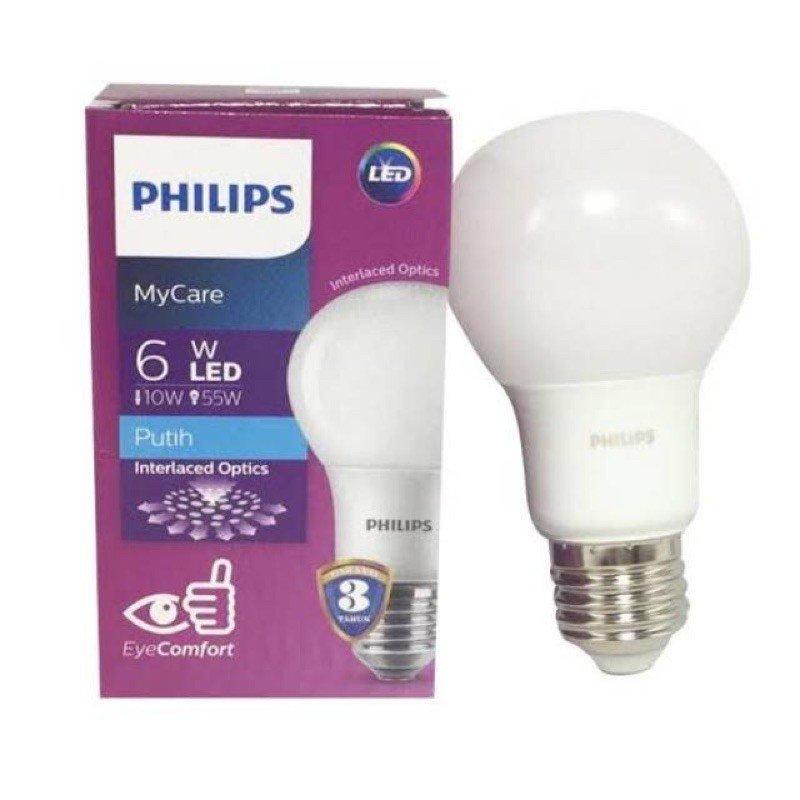 philips 6w led
