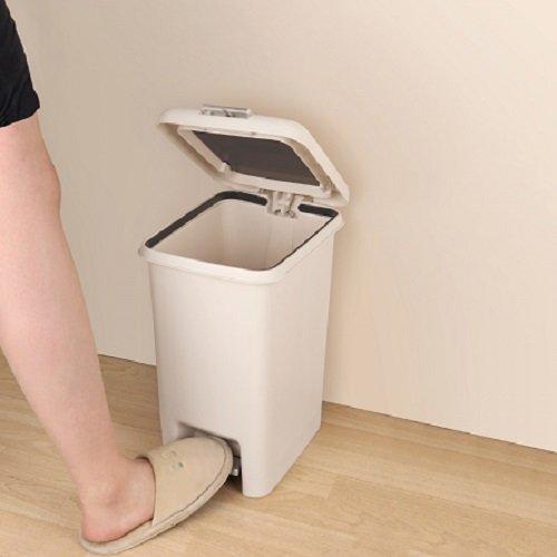Pedal dustbin 45 liters