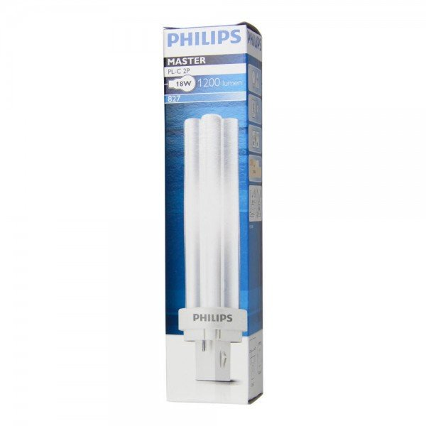 Philips Master PLC 18w 2 Pin