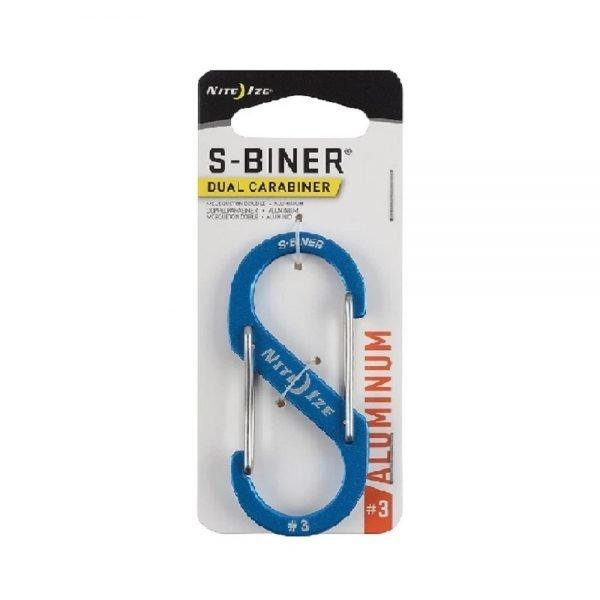 Aluminum S Biner #3