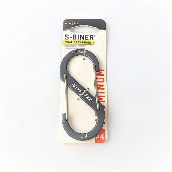 Aluminum S Biner #4