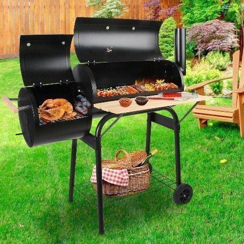 Charcoal Smoker Grill BBQ