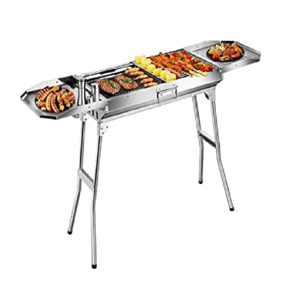 Foldable Stainless Steel Grill