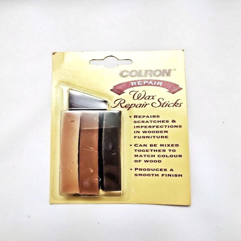 Wax Scratch Repair Sticks   Colron