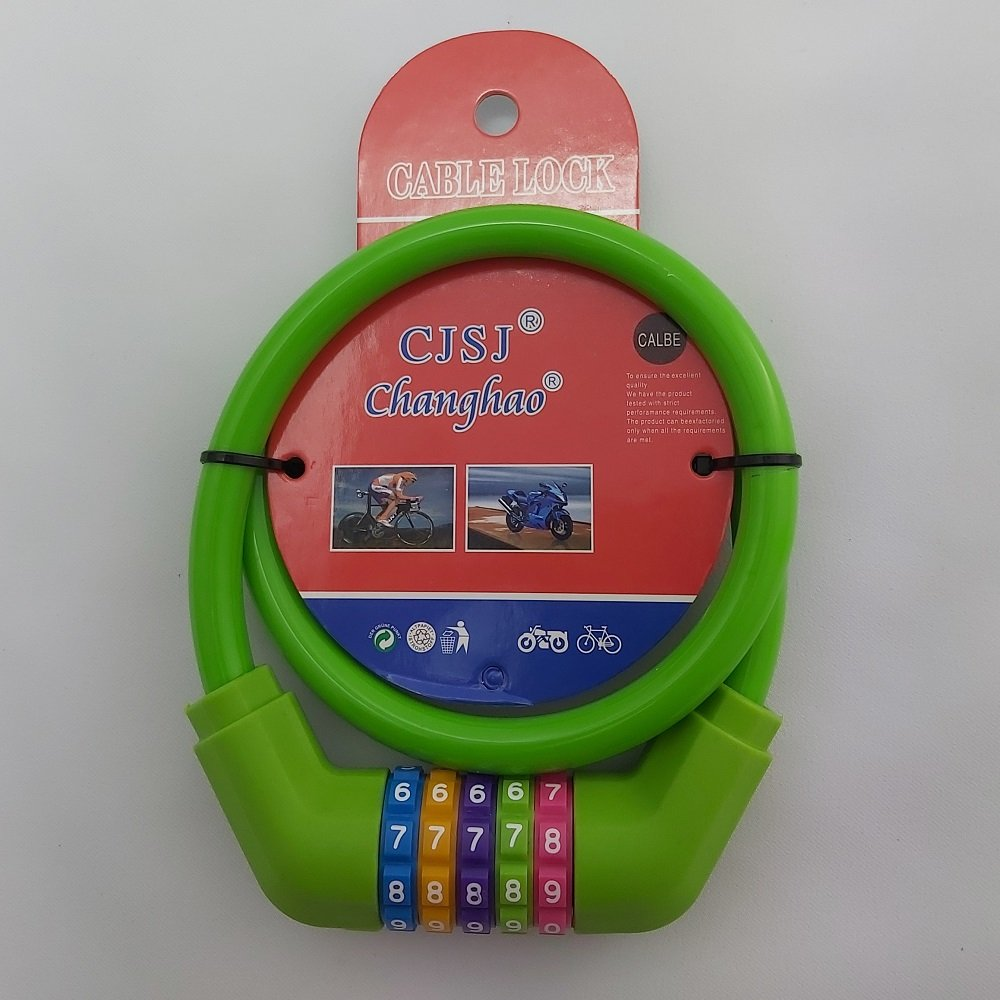 Bicycle Cable Lock 12x800mm