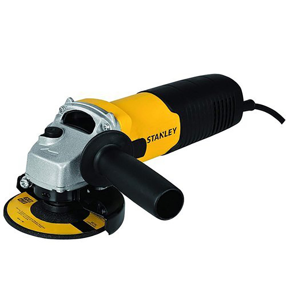 Stanley Small Angle 100mm Grinder 900W   100mm   STGS9100